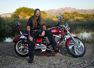 Sample Biker Photos