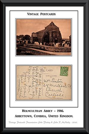 John Macs  Vintage Postcard Presentations - A to Z.
