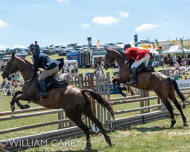 2018-07-07 JCB Champions Challenge at Barbury Horse Trials