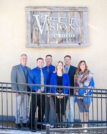 Vision Real Estate Staff 2017