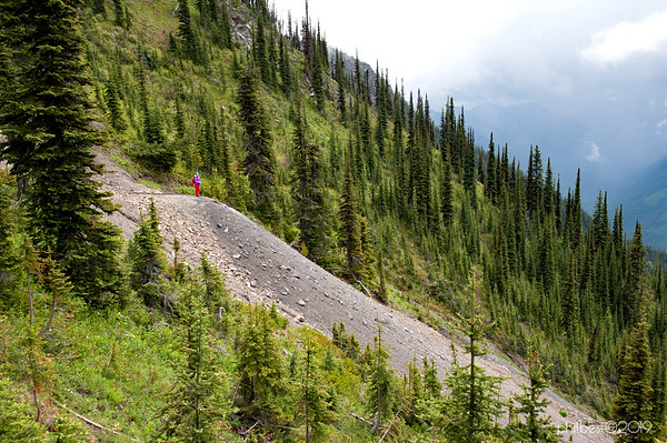 IDAHO PEAK via Wakefield Trail