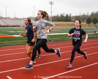Track & Field Tryouts 2/22/18