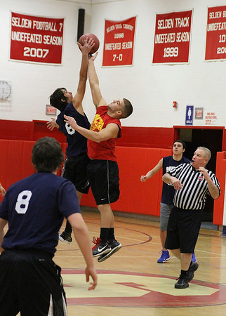 2013 MCSA Basketball - Game 2 - Pros