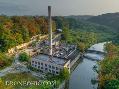 Chase Bag Abandoned Factory