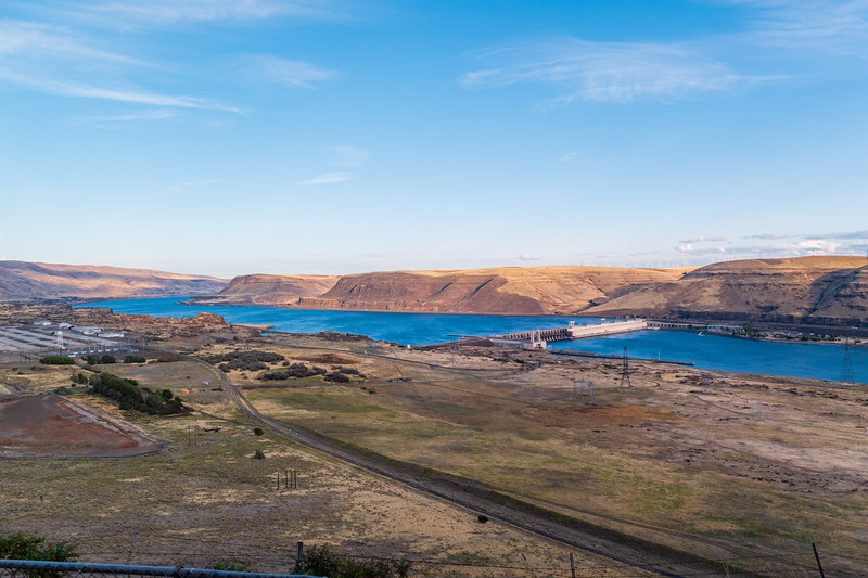 John Day Dam Columbia River