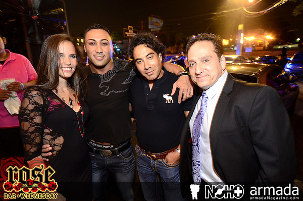 Rose Bar Wednesdays - 06.20.2012