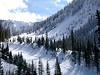 West Basin Ridge<br /> Stauffenberg, Hondo and Lower Stauffenberg Trails<br /> Taos Ski Valley, New Mexico