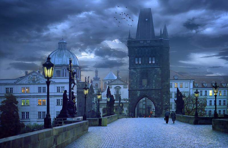 Prague Beyond Time