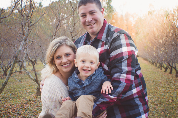 {Fall Sessions} Proctor Family