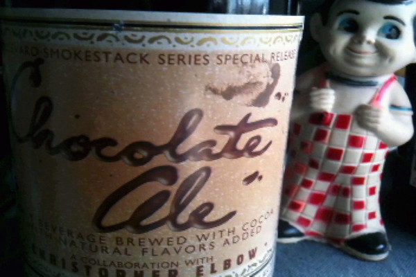 Chocolate Ale Sold Out Quickly On First Day