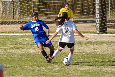 2014-03-20 BHS Womens Soccer VS Garringer