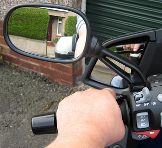 2009-BMW R1200RT Auxiliary Mirrors....