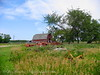 Old Farmstead and machinery
