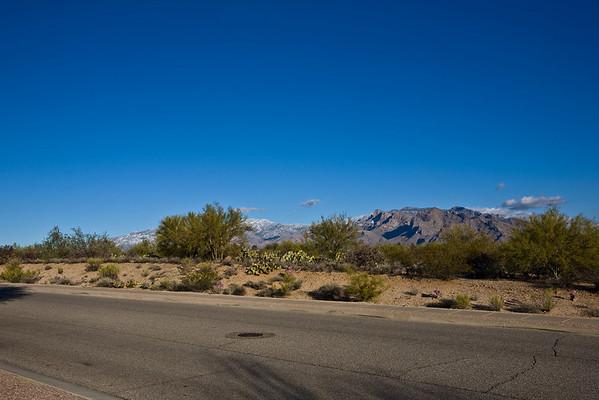 2010 Tucson Weather