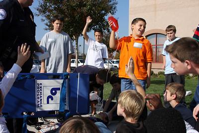 Boys' Breakout - November 23, 2008