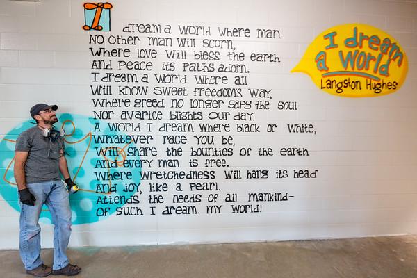 Zach Medler Wall Murals