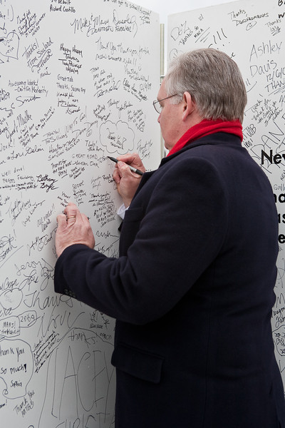 Governor Jay Nixon Signs the Card