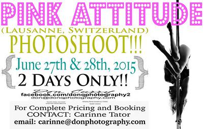 Pink Attitude (Lausanne, Switzerland) 062715