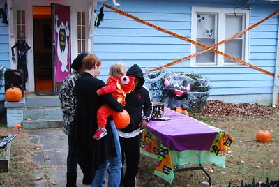 2015 First Oakhurst Halloween