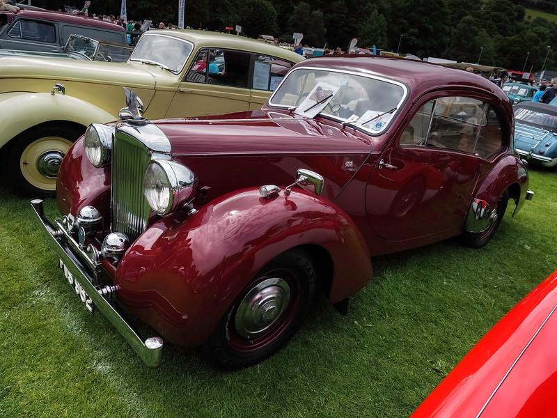 1946 Alvis TA 14