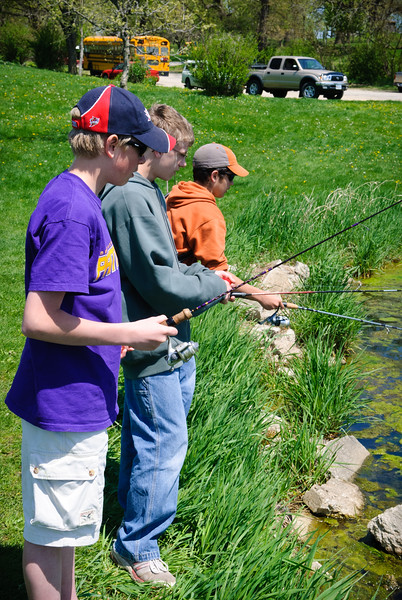 2009 Sacred Heart Fishing