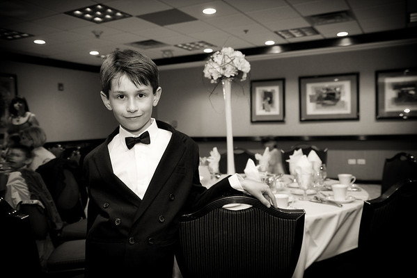 Filip's First Communion