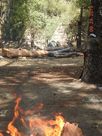 Yosemite Wahoga Indian Village