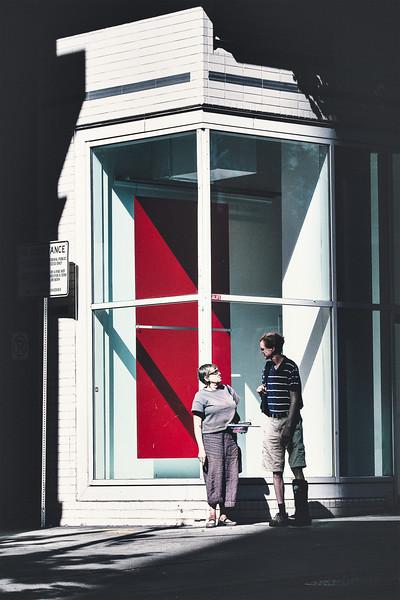 Red Panel II
