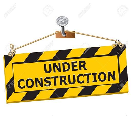 Galleries Under Construction