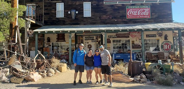 7/10/19 Eldorado Canyon ATV/RZR & Gold Mine Tour