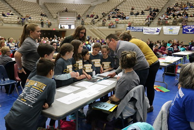 BISD's 2019 Battle of the Books