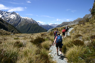 2007-12 Routeburn Track In A Day