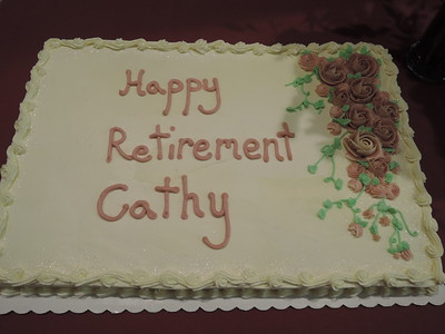 Cathy Schwindel Retirement Open House