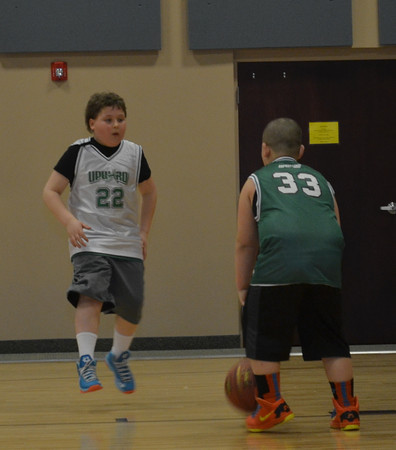Upward 2013-2014 Week 6