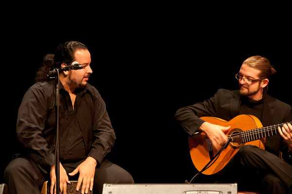 Flamenco, presented by Pentangle