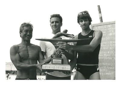 10th Annual Waikiki Winter Ocean 10K PB Race 12-26-1987