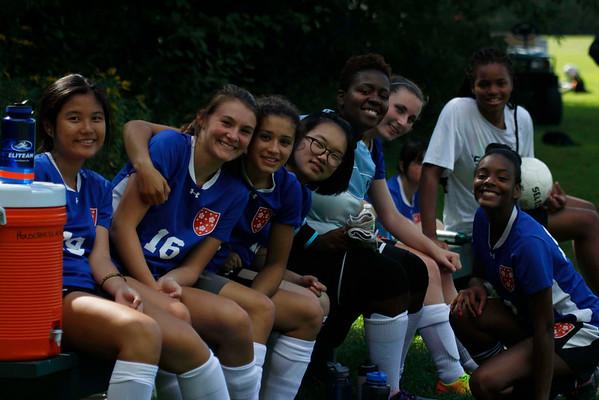 Girls' JV Soccer | September 17