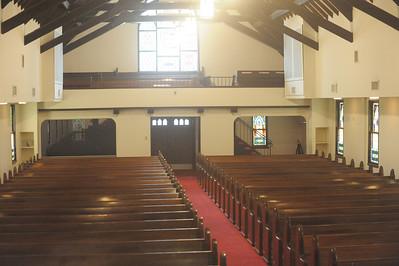 Initial Church Visit