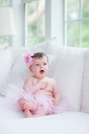 Josie 9 months