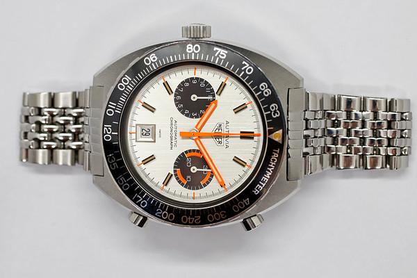 Heuer Autavia 11630T (Silver)