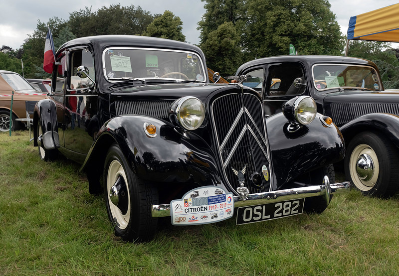 1953 Citroën 'Traction'