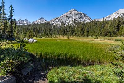Day 12 Bear Ridge Jct to Muir Trail Ranch via Seldon Pass 9-7-17