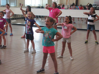 Summer Camps, July 28-August 1 2014