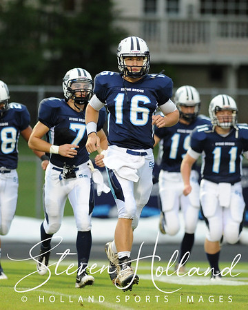 Football - Varsity: Stone Bridge vs Broad Run 9.23.11 by Steven Holland