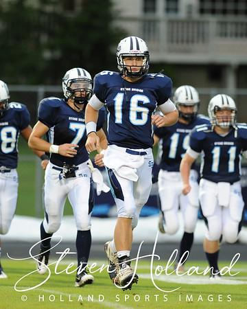 Football - Varsity: Stone Bridge vs Broad Run 9.23.11 by Steven Holland