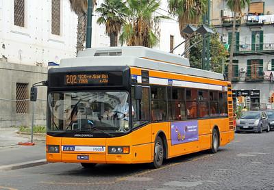 Trollybuses in Naples