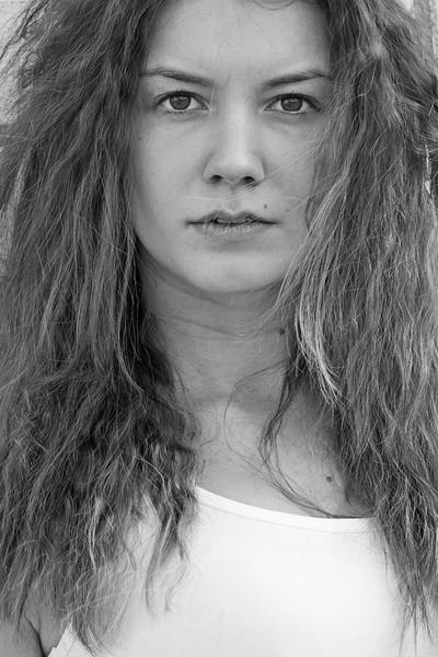 portfolio shoot Milly van Dalen