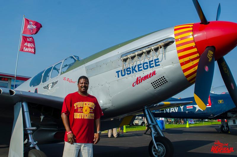 Tuskegee University, class of '91.
