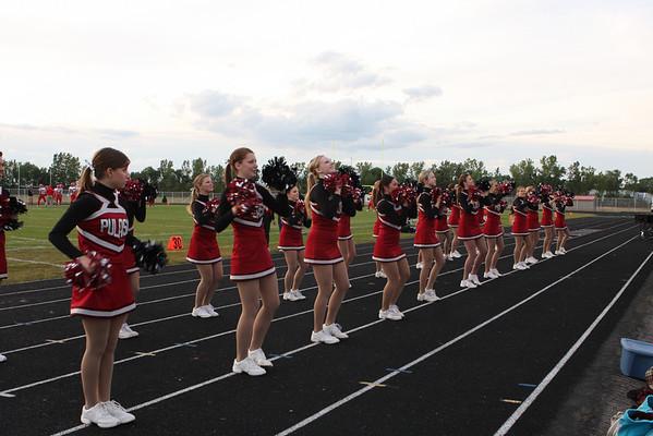 2008-2009 Pulaski Dance Team