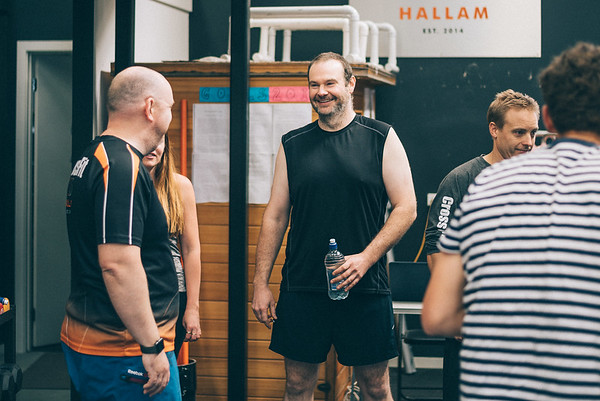 Crossfit Hallam In-house Comp / Christmas Party 2018